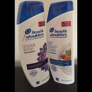 Head and shoulders hair shampoo &conditioner set